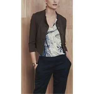 Anthropologie - Cartonnier All Along Jacket Size S